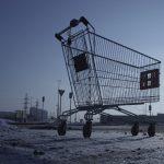 Einkaufswagen (krisenhafte Umgebung)