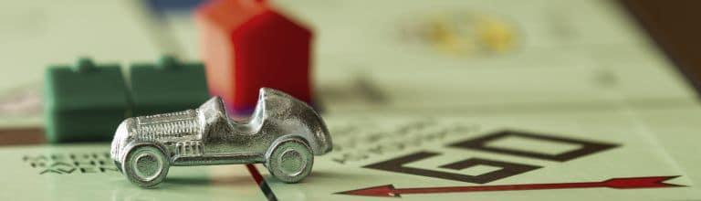 Monopoly-Brett